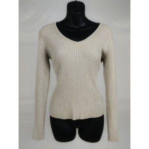 GAP Sweaters - GAP V-neck Cotton Sweater Large